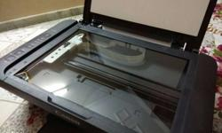 Black Canon 3 In 1 Printer not used yet, is lying new