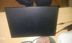 black dell laptop all new very gud condition contact: