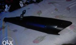 Black Fender exhaust for sale