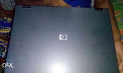 Black Hp Laptop is good condition with full kit please