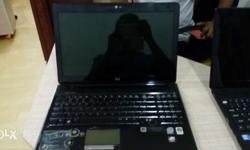 Black Hp Laptop