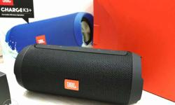 Black JBL Charge K3+ With Box
