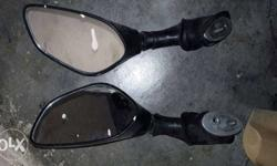 Pulsar 220 glass(right and left )