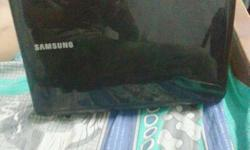 Black Samsung Laptop Computer