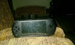 Black sony psp with no complaints and working smoothly