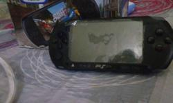 Black Sony PSP With Box Brand new ..for sale very
