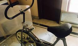Avon Black Stationary Bike, just a few months old