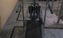 Black Treadmill