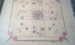 Black White And Red Pepsi Carrom Board Plese call me no