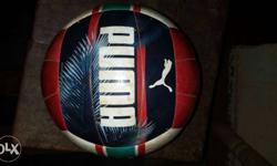 Puma Volleyball,good condition,10day