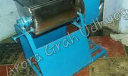 Blue And Silver Arora Grah Udhyog Machine