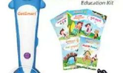 Blue And White Get Smart Education Kit total 12 book
