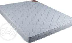 Blue foam Mattress double cot