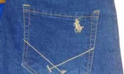 Blue Ralph Lauren Denim Bottoms