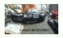 BMW 320d black front bumper new available, if needed