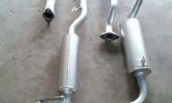 """Bolt-on Plug-n-Play"" Freeflow Exhaust. Manifold to"
