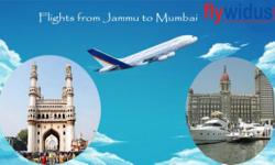 Want to fly from Hyderabad to Mumbai? If yes then book