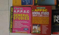 Books for group 1 and 2 total syllabus.