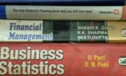Books for mcom and CAT preparation...