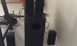 BOSE acostimass 10 series 2 home theater speaker