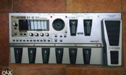 Boss GT-10 Guitar Processor in mint condition !!