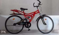 Hercules Turbo Drive 26 x 20 bicycle in good condition,
