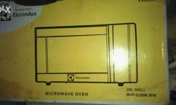 Full new untouched box seal packed 20L grill microwave