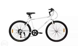 New launched mach city ibike Now inbuilt with 21spd