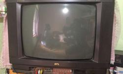 BPL CRT Television in very good condition