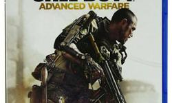 brand new 20 days old call of duty advance warfare PS4