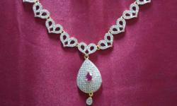 Very beautiful Necklace. We have more designs. We
