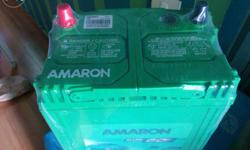 Sealed pack Amron battery for santro