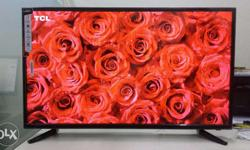 All led TVs are covered with 2 years onsite Eshied