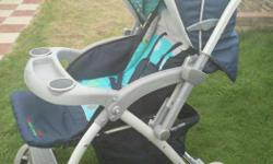 Brand new baby stroller in very good condition, used