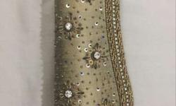 Brand New Beaded Clutch