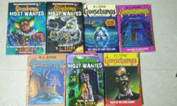Brand new books for Goosebumps book lovers at a very