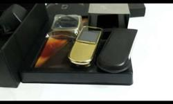 Brand New Box pack Golden Nokia 8800 Sirocco Gold with
