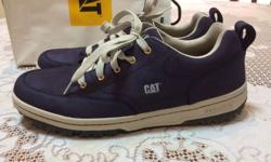 Brand new Cat shoes .6 days old.with bill paper .nt