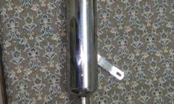 Brand New Condition { Indore Silencer } For Sale In Low