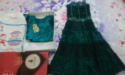 brand new evening gown for 4-5 yr old girl