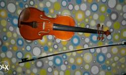 Brand New Hertz Violin With Bill And Full Box