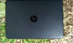 brand new hp laptop in excellent condition and is