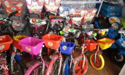 Brand new kids bicycle 12 inches 1800 14 inches 1900 16