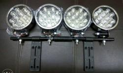 Brand new Led set of 4 lights.Total 96 watts.