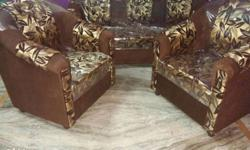 Brand new luxious sofa set in v.v cheap price immediate