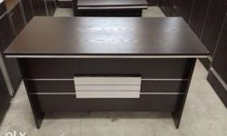 Brand new designer office table with one drawer n
