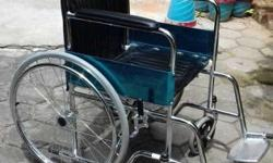 Brand new patient wheel chair, bought in jun 2016 for