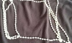 Beautiful Pearl Body Shoulder Necklace ( Includes