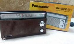 Brand New Imported portable radio set for sell.