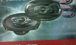 I want to sale my pioneer speaker 600w brand new best